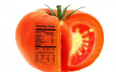 Déclaration nutritionnelle
