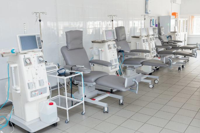 Eaux de dialyse et dialysats
